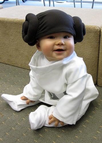 Baby Lea DIY Halloween Costume -- Design Dazzle