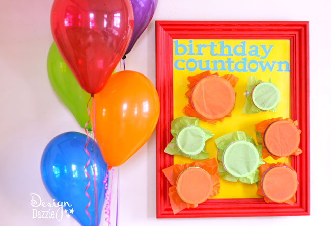 birthday-punch-countdown - Design Dazzle