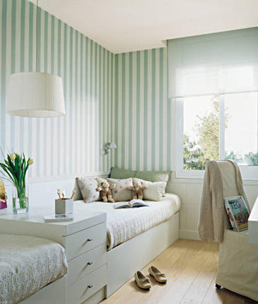 25 Awesome Shared Rooms -- Design Dazzle