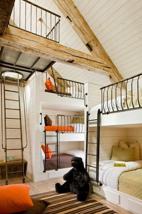 30 Fabulous Bunk Bed Ideas Design Dazzle