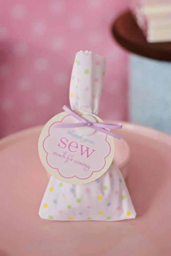 sew cute favor bags