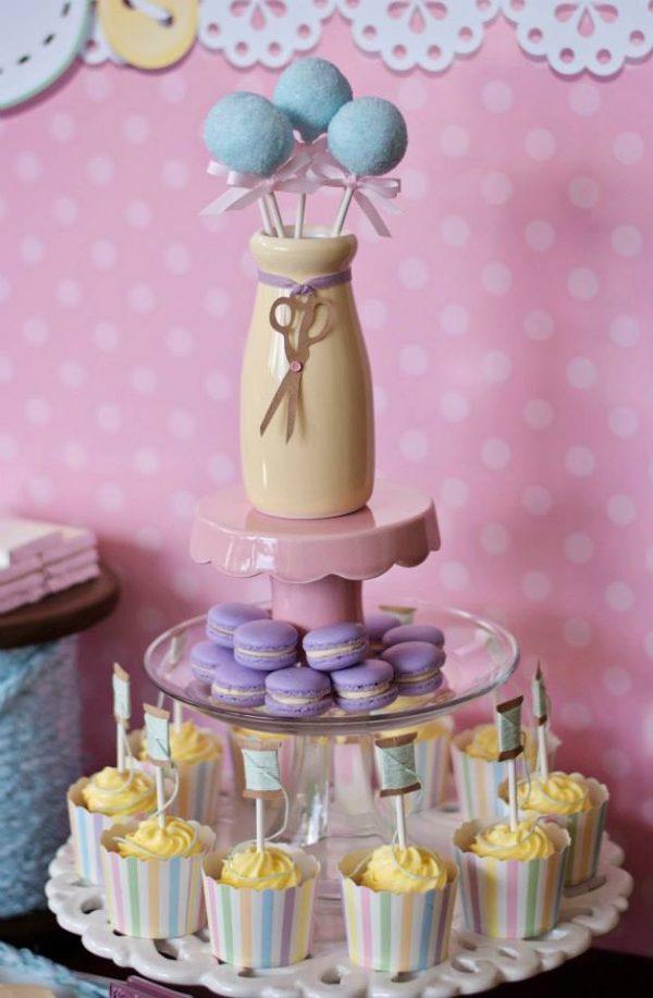 cute as a button desserts