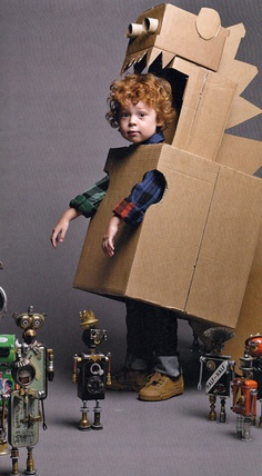 15 Cardboard Creations -- Design Dazzle