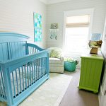 Colorful Cribs For The Nursery