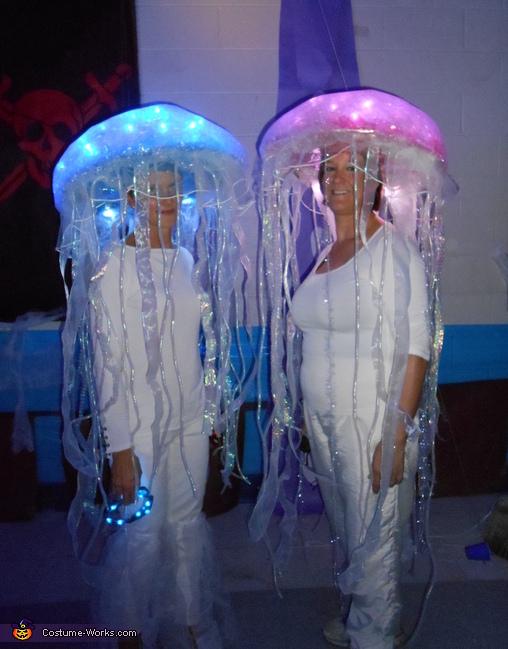 Jellyfish Costume -- Design Dazzle