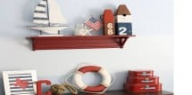 classic boys nautical room - Design Dazzle