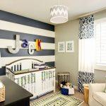 Nursery Rooms: Stripes, Stripes & More Stripes!