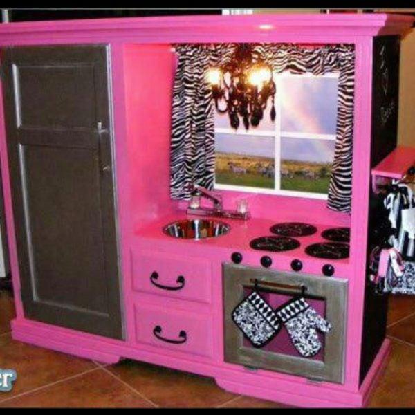 I M Dreaming Of A Diy Play Kitchen: DIY: Kids Play Kitchens