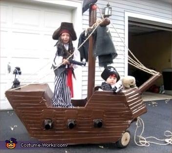 DIY Kids Halloween Costumes -- Design Dazzle