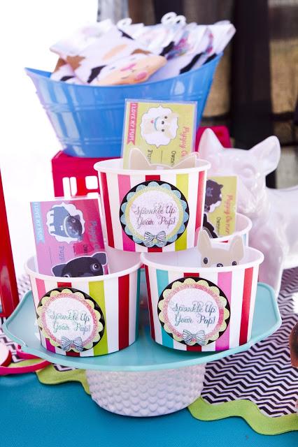 puppy parlor party sparkle kit
