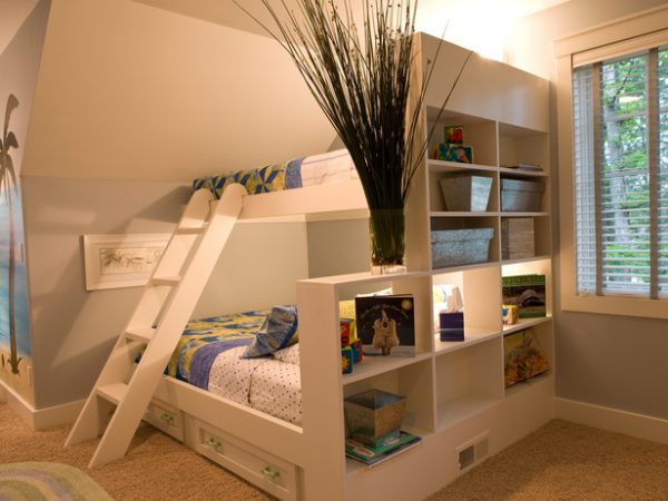 Cool  Fabulous Bunk Bed Ideas Design Dazzle
