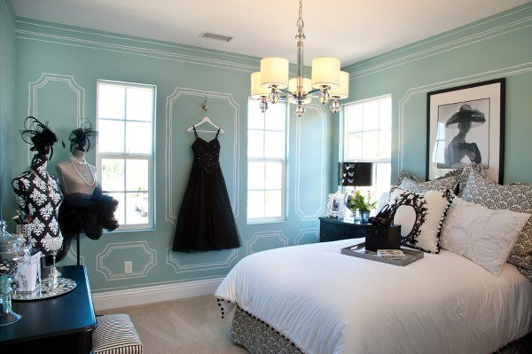 Tiffany Blue S Bedrooms Design Dazzle