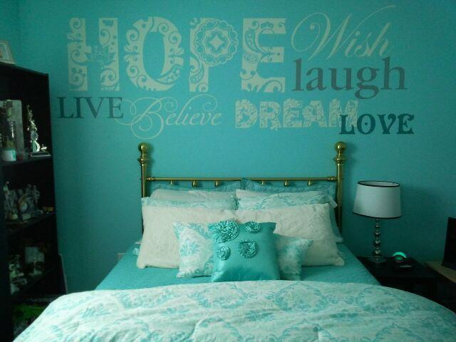 Superior Tiffany Blue Teen Girls Bedrooms    Design Dazzle