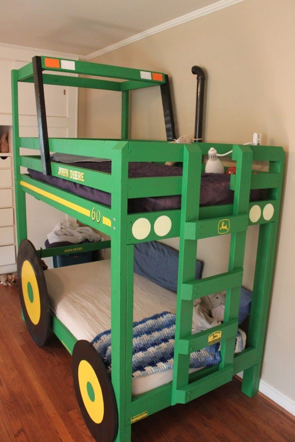 Good  Fabulous Bunk Bed Ideas Design Dazzle