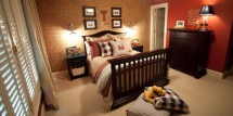 traditional boys train room - Design Dazzle