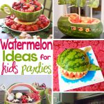 Creative Ways to Serve Watermelon at Kids Parties