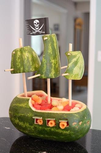 Creative Ways To Serve Watermelon At Kids Parties Design