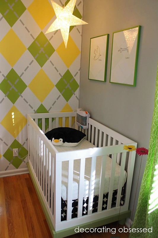 30 Best Ideas for Olive Green Nursery | Cribs |Green And Yellow Baby Room