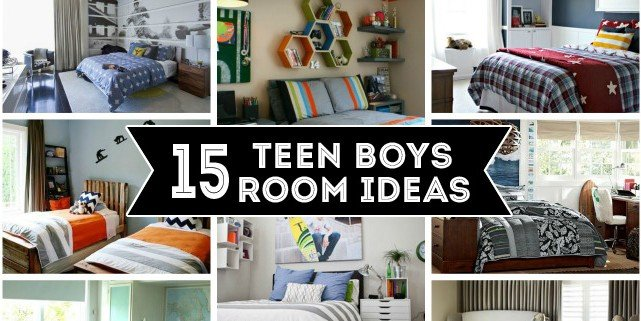 Teen boys room ideas design dazzle - Bedroom ideas for teenage guys with small rooms ...