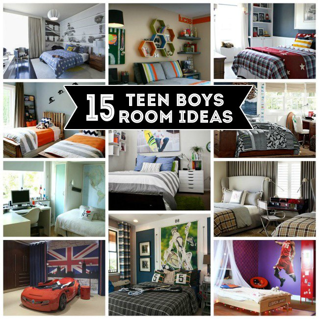 Teen boys room ideas design dazzle - Teen boy bedroom ideas ...