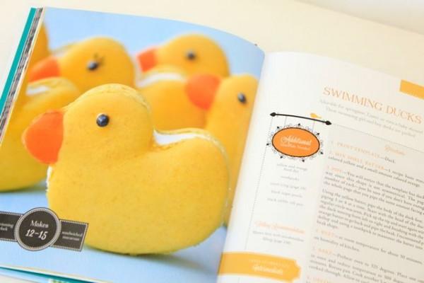 gourmet macarons book