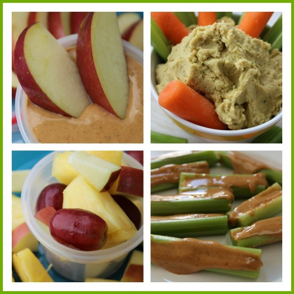 Healthy ideas for kids lunches