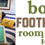 20+ Boys Football Room Ideas