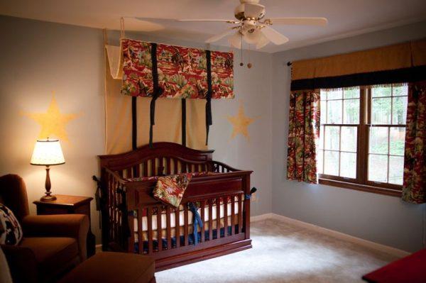 Country Western Baby Boy Nursery Design Dazzle