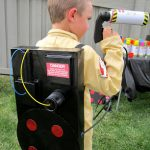 Ghostbusters Costume + DIY Proton Pack
