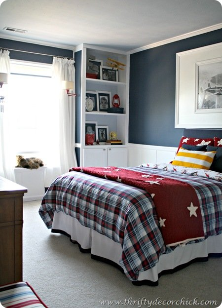 Teen Boys Room Ideas - Design Dazzle on Teenage Room Colors For Guy's  id=42236