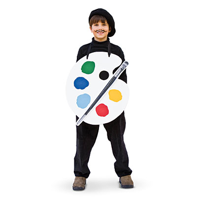 painter costume