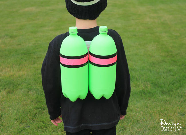 scuba tanks made from soda bottles - Design Dazzle