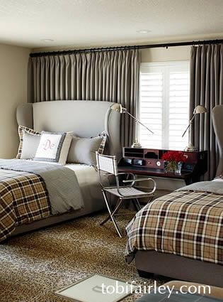 sophisticated teen boys room