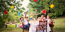 winnie the pooh party table