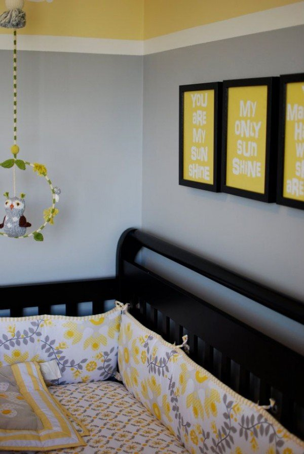 Baby Room Decor For Boys Rustic