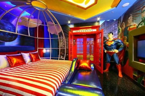 Bon Amazing Superman Ideas For Kids Bedroom Decorating. Superman Room. Superhero  Nursery