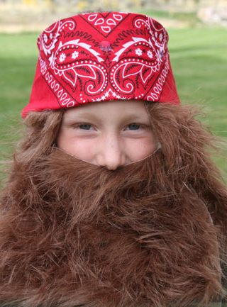 DIY: Duck Dynasty Halloween Costume