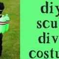 DIY--scuba-diver-costume - Design Dazzle