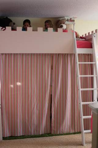 DIY playroom makeover
