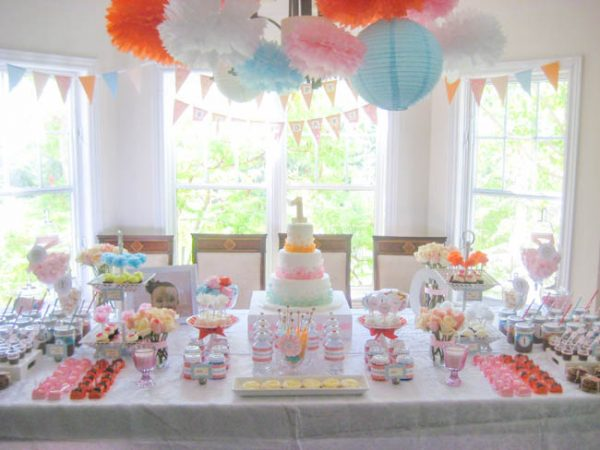 simply sweet birthday party