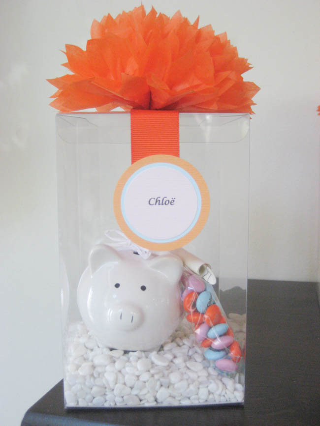 simply sweet bifrthday party favors