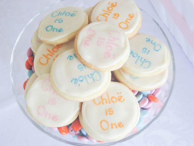 simply sweet cookies