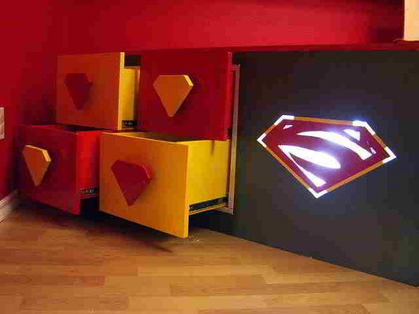 superman bedroom decorating ideas 3