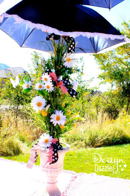Mary Poppins Umbrella Stand - Design Dazzle