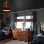 Cozy Vintage Boys Room