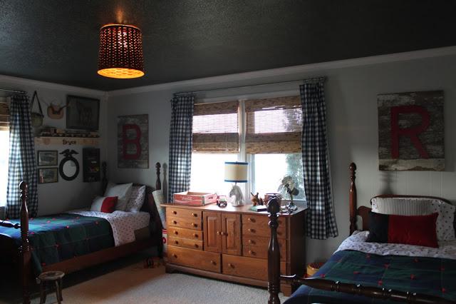 Cozy Vintage Boys Room Design Dazzle