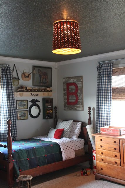 Cozy vintage boys room design dazzle for Bedroom ideas 8 year old boy