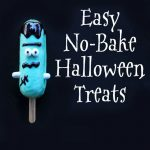 Easy No Bake Halloween Treats (Using Snack Cakes)