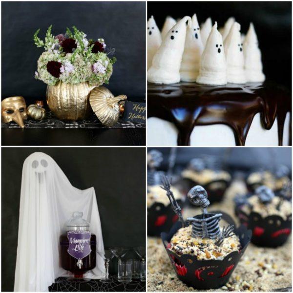 evite halloween ideas