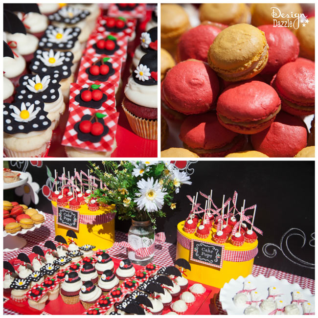 Mary Poppins Dessert Table -- Design Dazzle